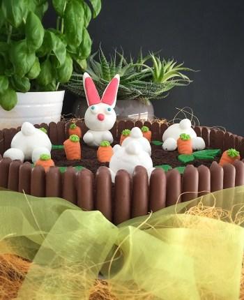 Gâteau tout choco!!