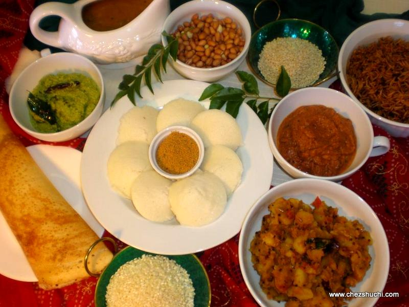 South Indian Cuisine Recipes