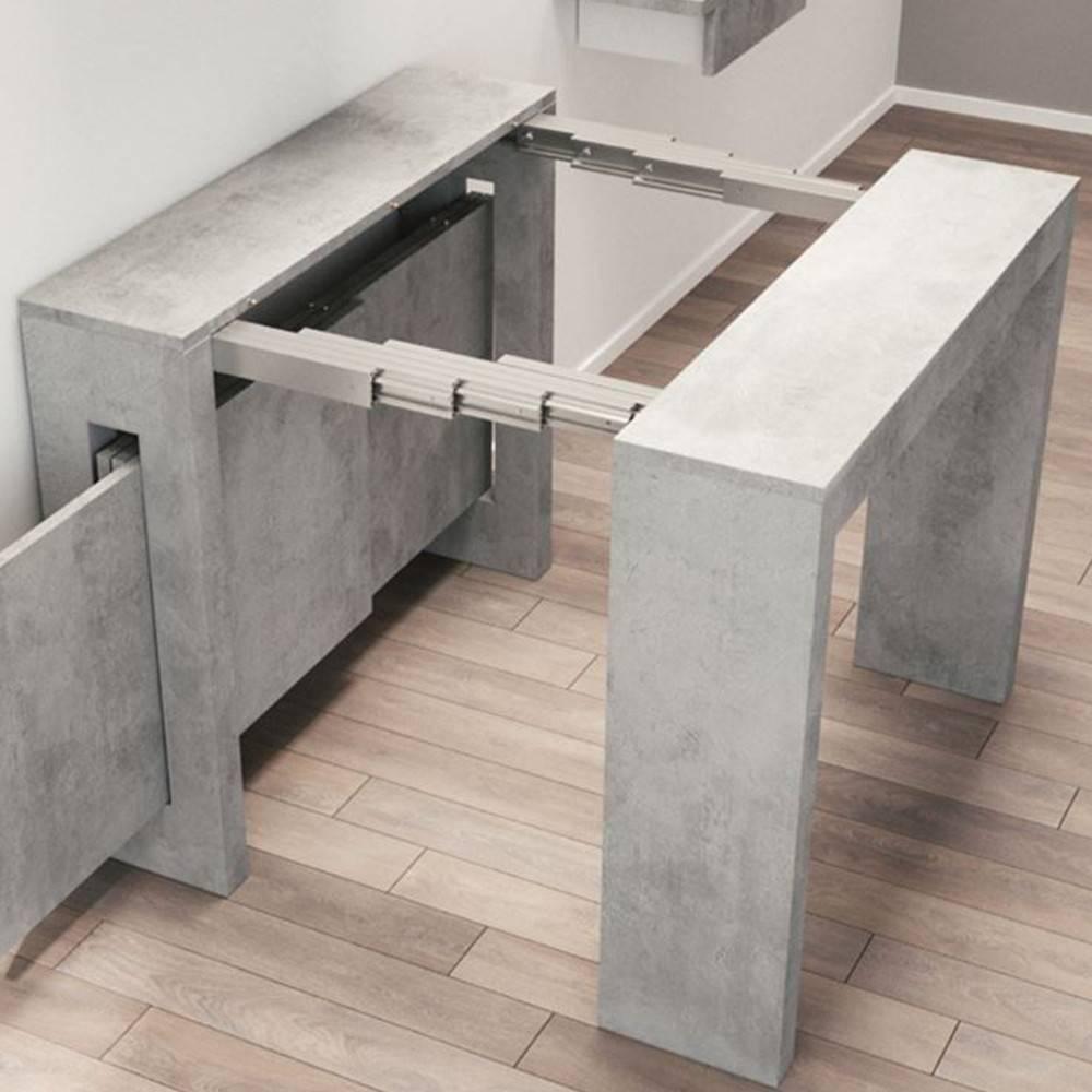 table console sanary extensible en