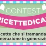 RICETTE DI CASA – Il contest per festeggiare il 4 compleanno di Chezuppa!