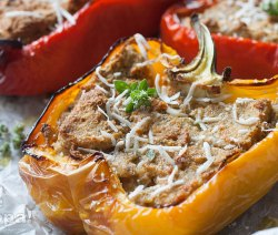 Ricette peperoni ripieni di tonno
