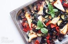 Ricetta ricotta al forno con verdure