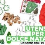 Le idee regalo natalizie per dolci a tema