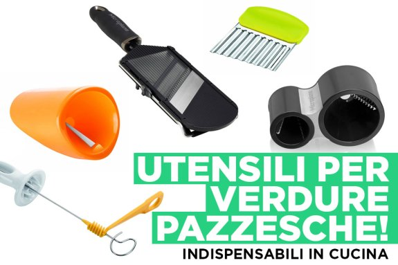 Utensili Taglia verdure - Indispensabili in cucina