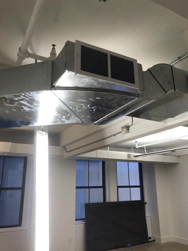 CHF Mechanical Ductwork Installation Philadelphia PA