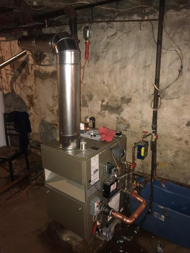 CHF Mechanical Boiler Repair Services Philadelphia PA