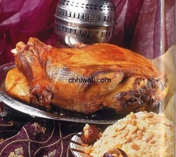 اجمل و اروع و احدث طرق تقديم الضلعة وصفات عيد الأضحى 1
