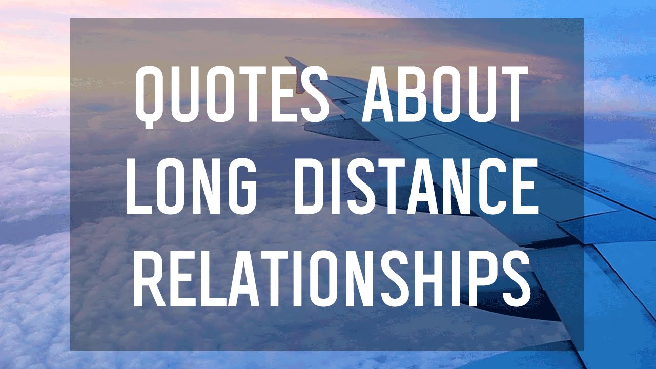 long distance dating in college I was dating a guy for a few months then we were long distance  he was about to graduate college and was studying for his final exams.