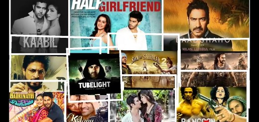 Bollywood Upcoming Movies 2017