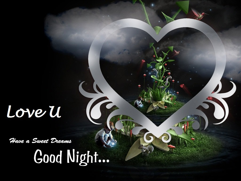 romantic night sms for girlfriend