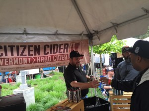 Citizen Cider was one of my favorites! Especially the one that had ginger in it.