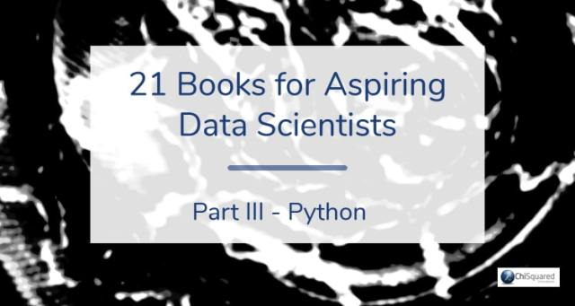 21 Books - 3 Essential Python Ebooks for Data Scientists