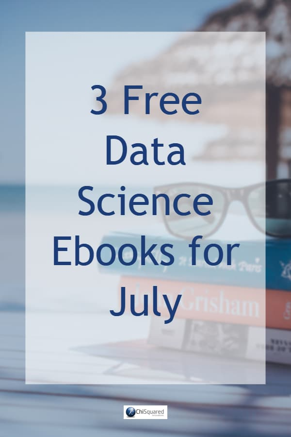Check out our recommendations for free data science ebooks. #datascience #ebooks #statistics