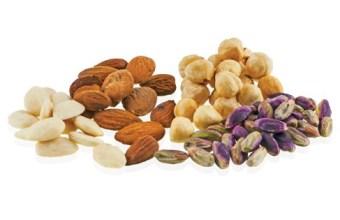 Frutta secca, salutare e ricca di minerali