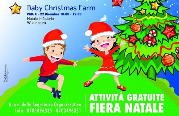Natale per bambini cagliari