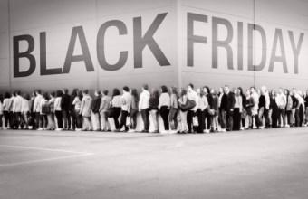 Black Friday 2014, un venerdì di shopping sfrenato