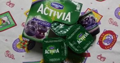 Activia FruitFUSION