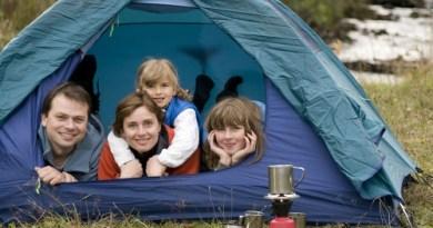 Campeggio, vacanze a misura di bambino