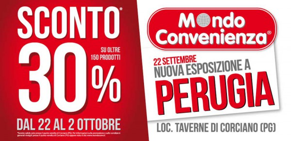 Mondo Convenienza Perugia