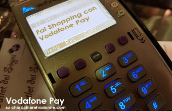 Saldi Gennaio 2017 con Vodafone Pay è più semplice