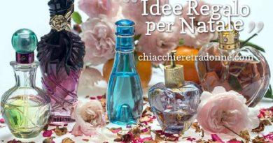 Idee Regalo per Natale: profumi e prodotti di bellezza
