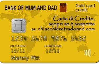 Carta di credito, 5 modi per verificare sei a rischio truffa