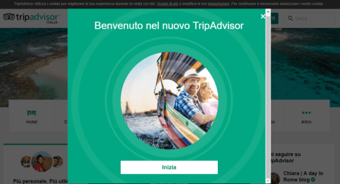 tripadvisor come registrarsi