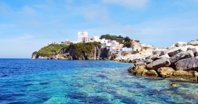 Cosa vedere a Ponza: la più grande delle isole Pontine