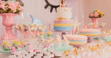 feste a tema unicorno
