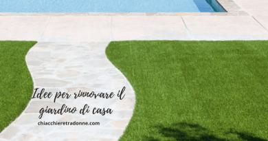 Idee per rinnovare il giardino di casa in vista della primavera