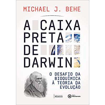 Capa do Livro A Caixa Preta de Darwin