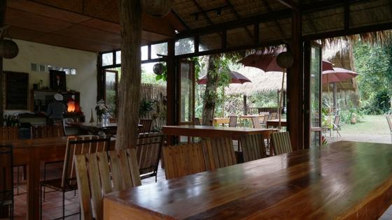 Chiang Dao Nest Restaurant - Seating Nest 1