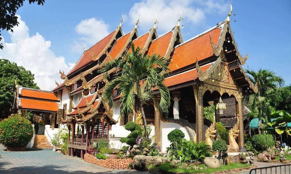 Wat Ket Karaam Viharn Chiang Mai