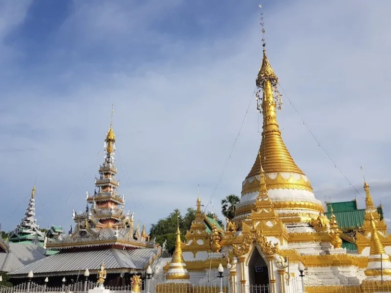 Buddhist temple Shan Temples