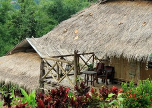 Private Bungalow, Spicy Villa eco-lodges, Chiang Mai, Thailand