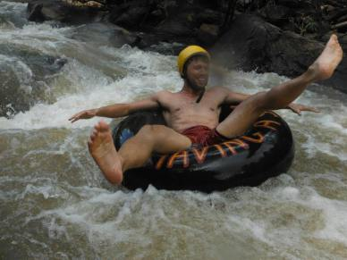 Some nice rapids for tubing!