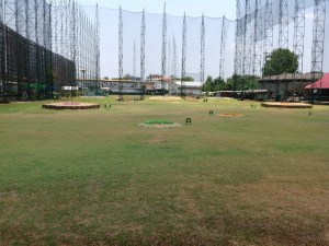Pitching Range