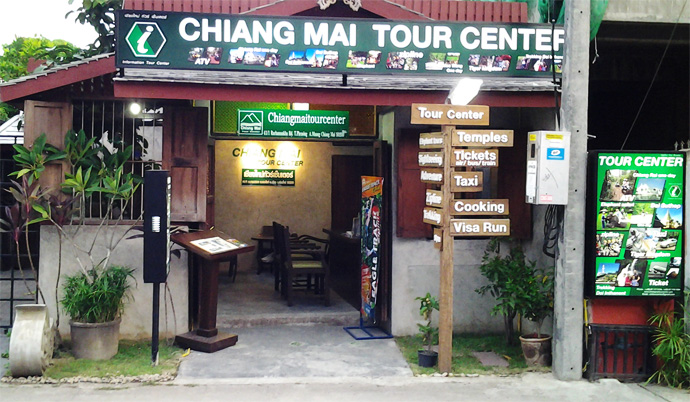Chiang Mai Tour Center Office