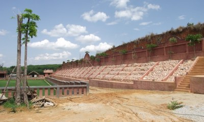 Chiangrai Stadium for Chiangrai United