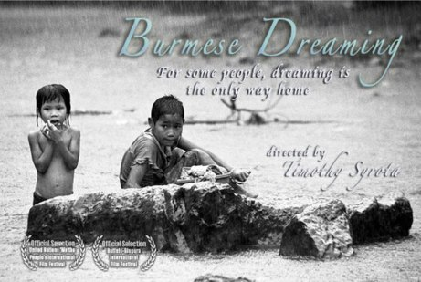 """""""Burmese Dreaming"""" a story about Burma through the eyes of a Small Girl"""