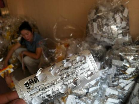 Special Investigators find Clues in Cold Pill Smuggling Ring