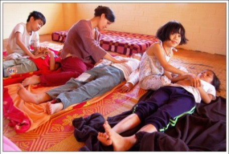 Reiki Treatments and Training in Chiang Rai