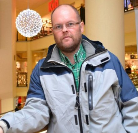 Over three years in prison nightmare in Thailand makes John M. Johansen now really looking forward to Christmas in Norway with his Norwegian family.