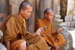 Villagers in northern Thailand complain of frequent turnover as monks cast off their robes and take secular jobs.