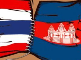 Cambodian and Thai relations