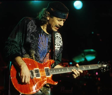 Carlos Santana returns to Thailand for a concert on March 6 at Impact Arena.