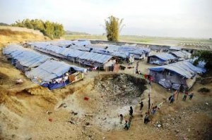 There are now over 100,000 Kachin refugees from the renewed fighting in the north.