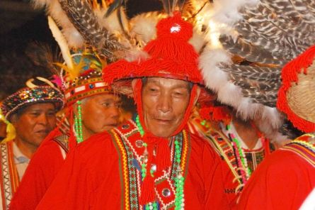 The Amis consists of about 178,000 people out of the 2 percent of the Austronesian people. They are one of the largest indigenous groups in Taiwan.
