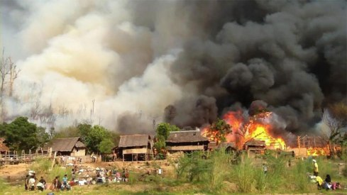 The fire killed 37 Karen and Karenni refugees, injured more than 100, and left more than 2,300 homeless. The camp is home to more than 3,605 people.