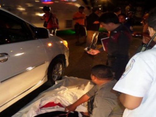 Tristan was taken first to Patong Hospital and then transferred to Vachira Phuket Hospital, where he later died of his injuries